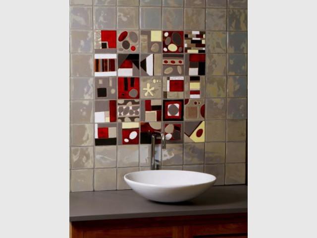 Salernes du carrelage et de la c ramique de caract re for Carrelage ceramique salle de bain