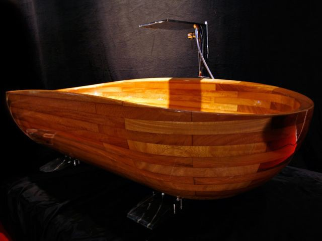 La baignoire - Concours Design-Bois