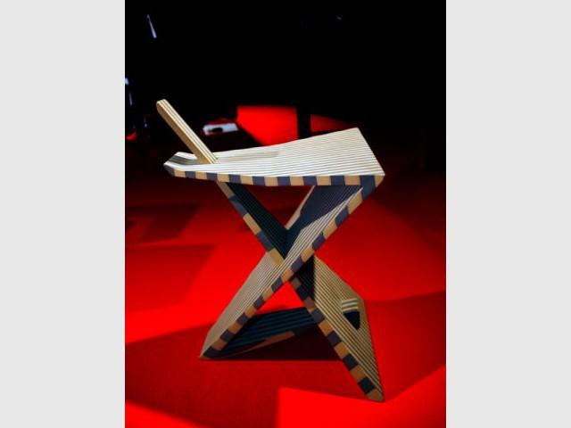Le tabouret - Concours Design-Bois