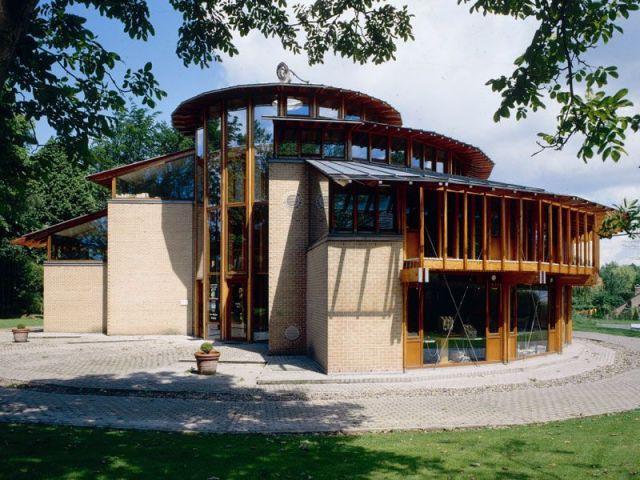 L 39 architecte philippe samyn ou l 39 loge de la l g ret - Bastin de bois ...