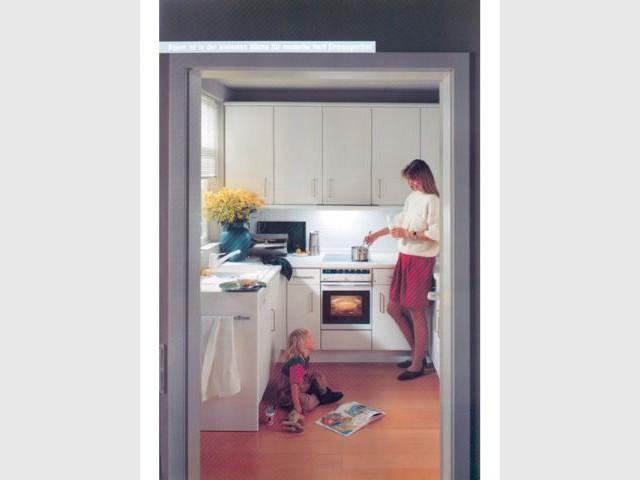 Années 90 - Frigidaire frigo Bosch déco travaux