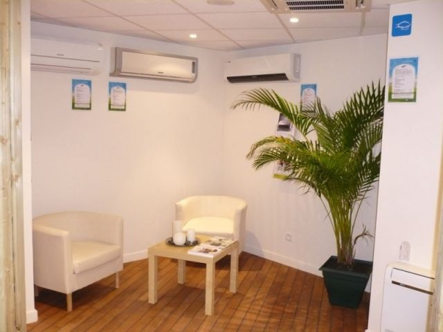 Espace climatisation - energies renouvelables show-room environnement