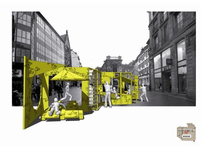 D-pl(i)age - Concours Minimaousse - architecture - 3e édition