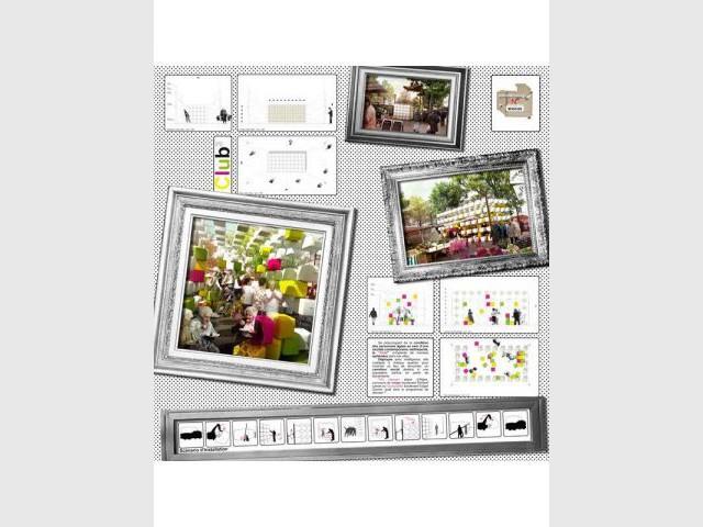 Club 3 - Concours Minimaousse - architecture - 3e édition