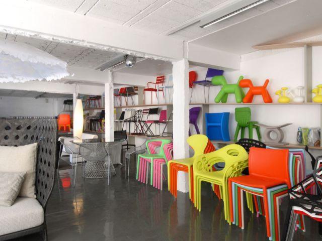 Espaces accessoires - Sabz - showroom