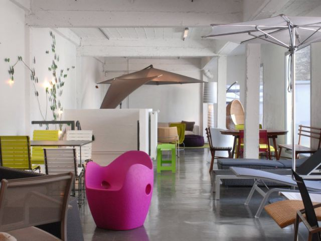 Espace mobilier - Sabz - showroom