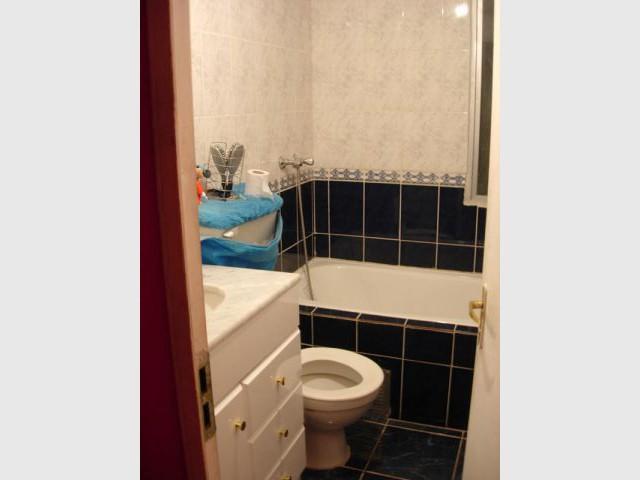 Irique, Quinta Moroy salle de bain