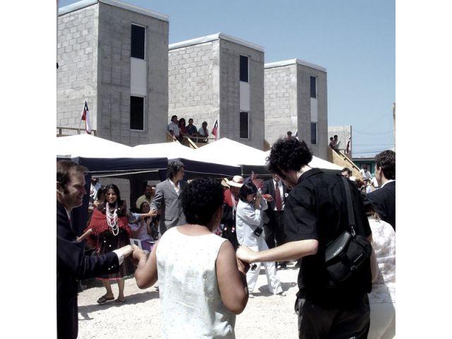 Irique, Quinta Moroy inauguration
