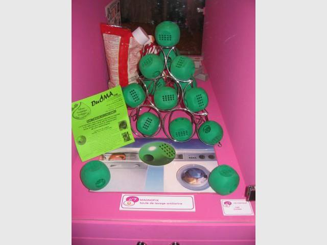 Magnofix, la boule de lavage antitartre - Les produits malins