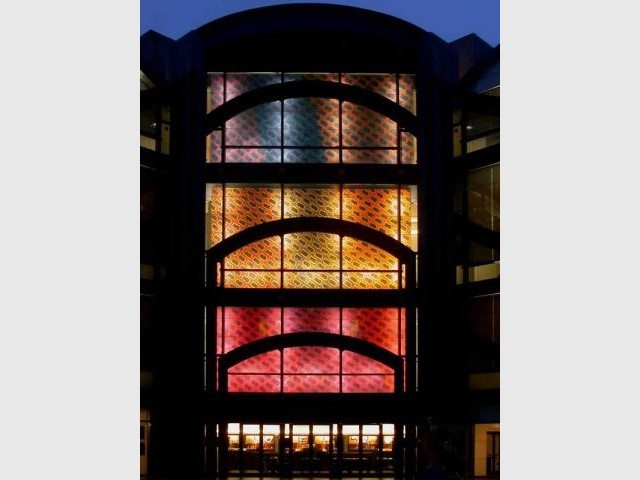 Façade du Namac Nice Nuit des musées