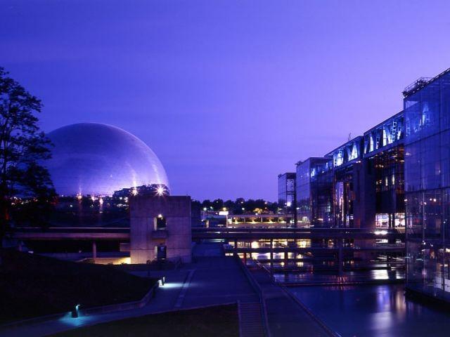 Cité des Sciences et de l'industrie Nuit des musées