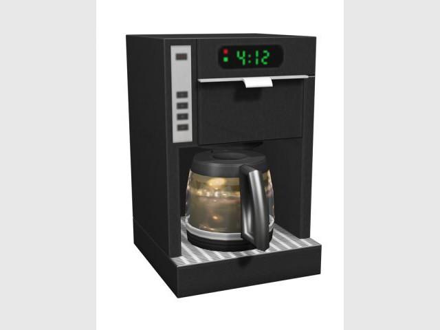 Un modèle de cafetière - Les Sims 2