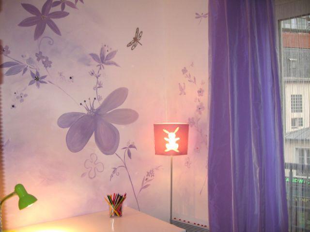 reportage - chambre d'enfant - Fée d'Hiver
