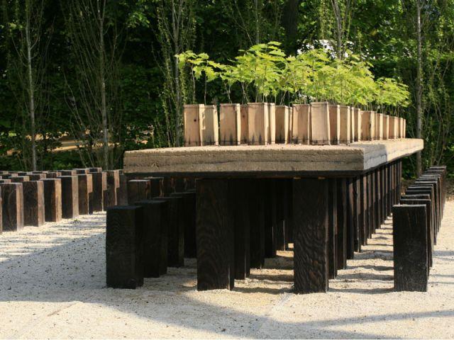 Forest Table - Festival des Jardins de Chaumont-sur-Loire