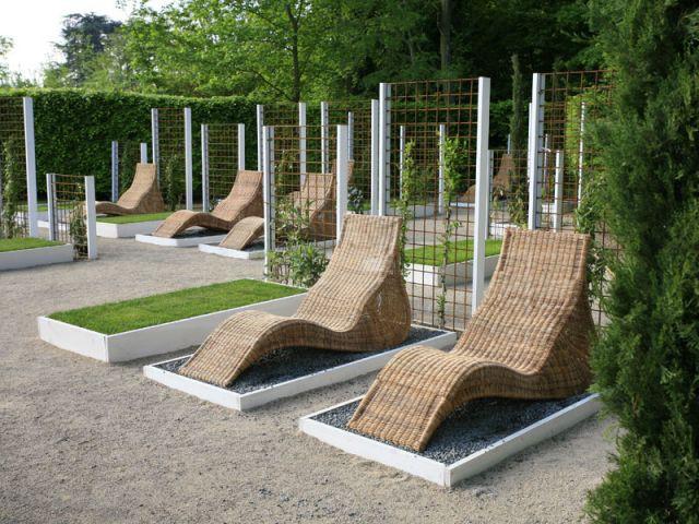 Repos Eternel - Festival des Jardins de Chaumont-sur-Loire