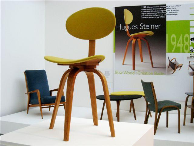 Vue de l'exposition - Exposition Steiner