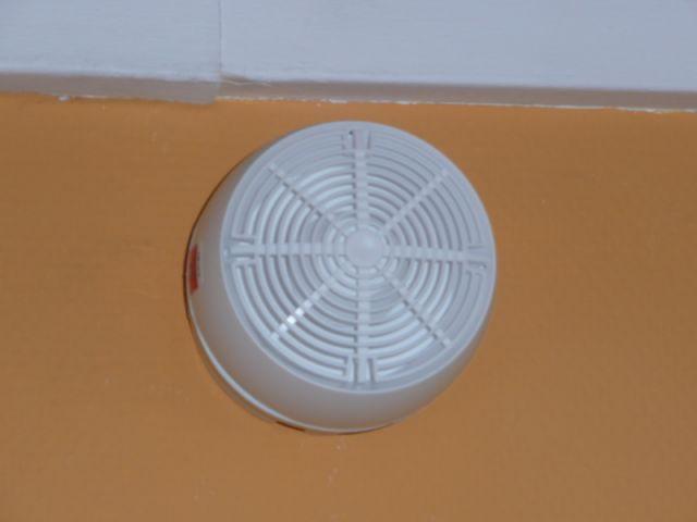 détecteur monoxyde carbone incendie
