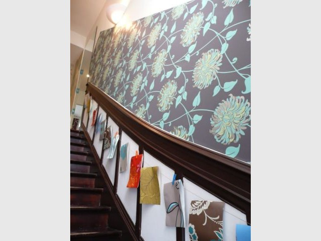 Tendances 2008-2009 Papiers peints