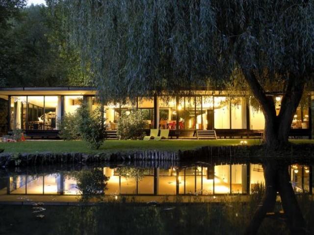 Architecture, maison, visite
