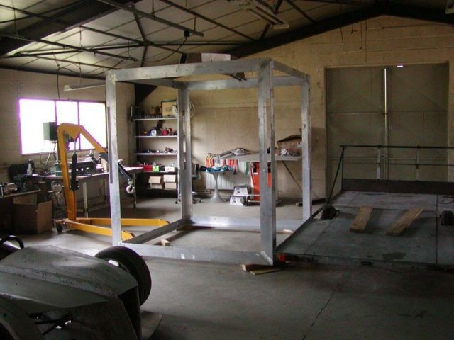Garage - becoc