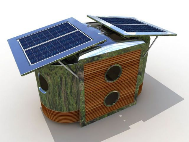 Panneaux photovoltaïques - becoc