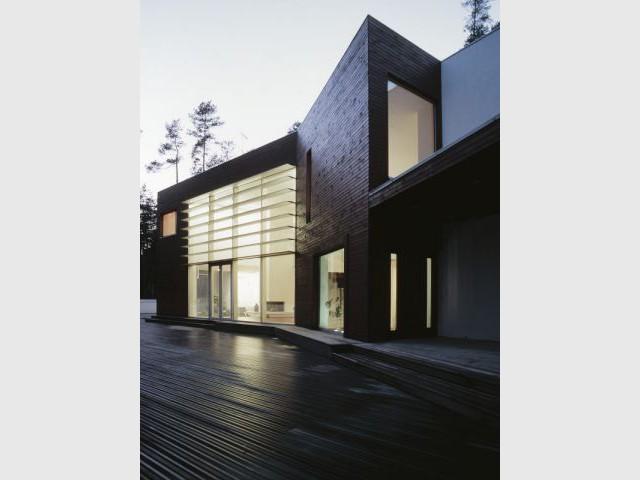 Villa Pinia - Exposition Architecture Finlandaise - Cité de l'architecture et du patrimoine
