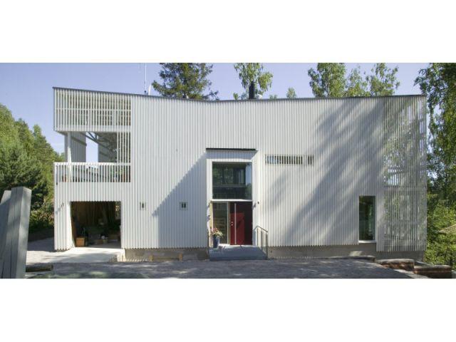 Maison Holappa - Exposition Architecture Finlandaise - Cité de l'architecture et du patrimoine