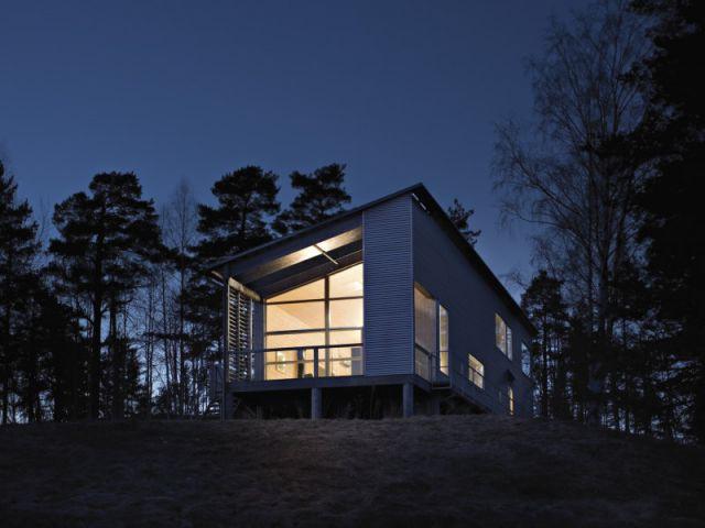 Maison Humlegard - Exposition Architecture Finlandaise - Cité de l'architecture et du patrimoine