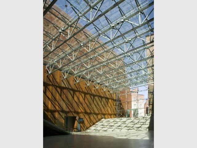 Centre culturel Sandels - Exposition Architecture Finlandaise - Cité de l'architecture et du patrimoine