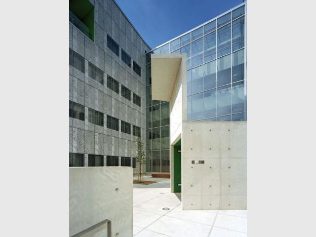 Agence finlandaise de sécurité - Exposition Architecture Finlandaise - Cité de l'architecture et du patrimoine