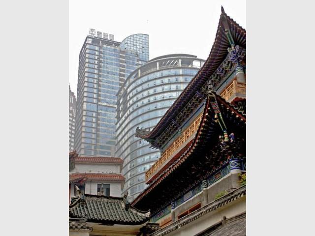 Chongqing - Dans la ville Chinoise - Exposition Chaillot