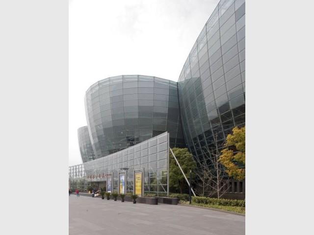 Shanghai - Dans la ville Chinoise - Exposition Chaillot