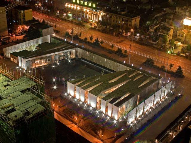 Dans la ville chinoise - Exposition Cahillot