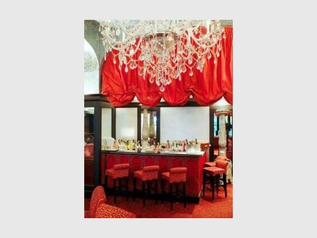 Royal's Bar - Hôtel Royal Monceau