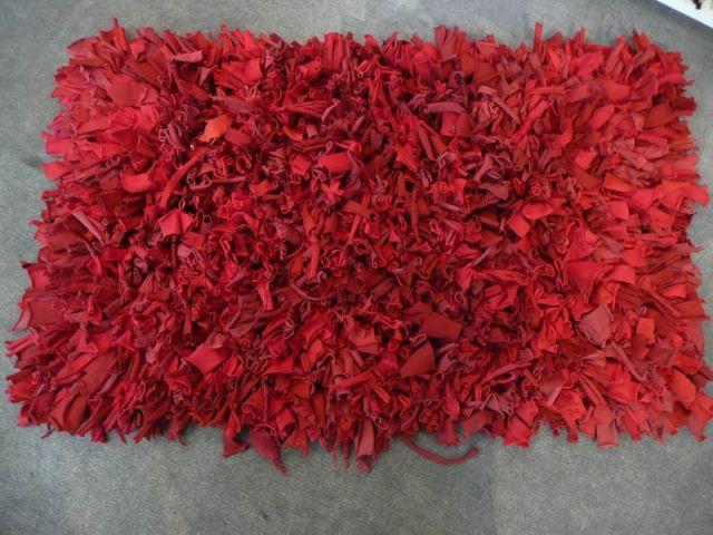 Un tapis shaggy - Zen Ethic
