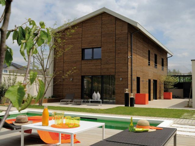 programme immobilier de 31 maisons passives - Groupe MCP Promotion