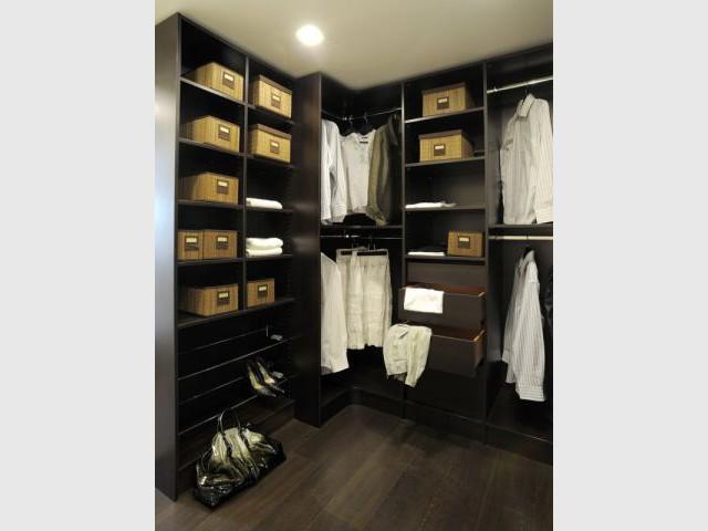 Dressing - programme immobilier de 31 maisons passives - Groupe MCP Promotion