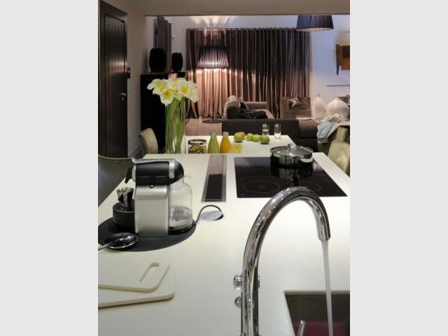 Cuisine - programme immobilier de 31 maisons passives - Groupe MCP Promotion