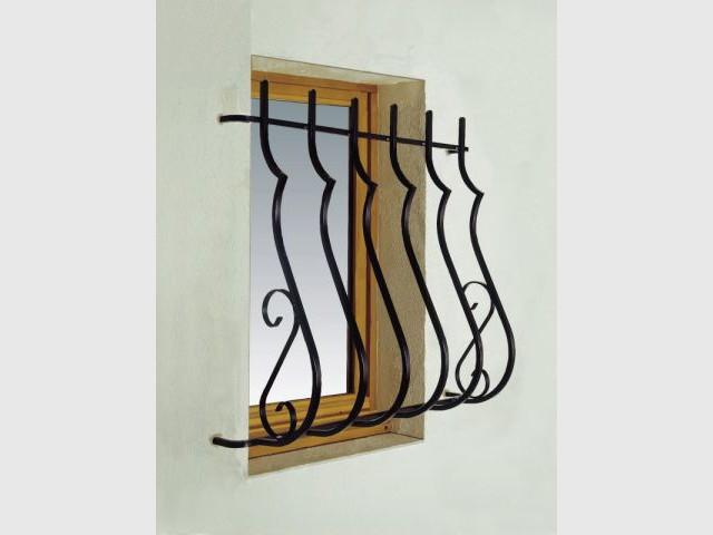 Lapeyre fenêtre protection