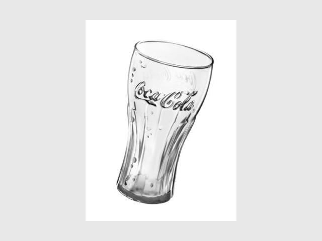 Coca-cola - verre 2004