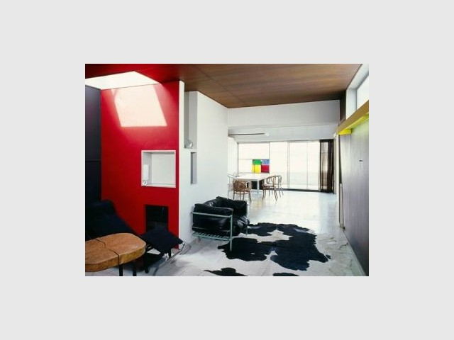 dans l 39 intimit de le corbusier. Black Bedroom Furniture Sets. Home Design Ideas