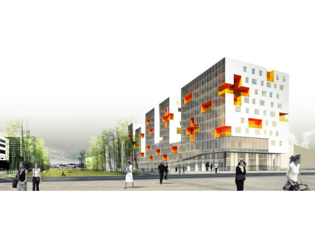 154 logements, ZAC Seine Arche, Nanterre (92)