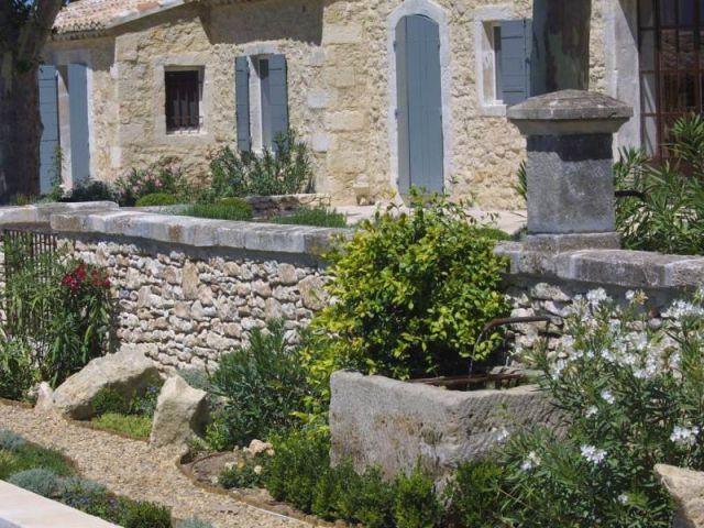 Fontaine - Mas Provençal - Andrew Nelson