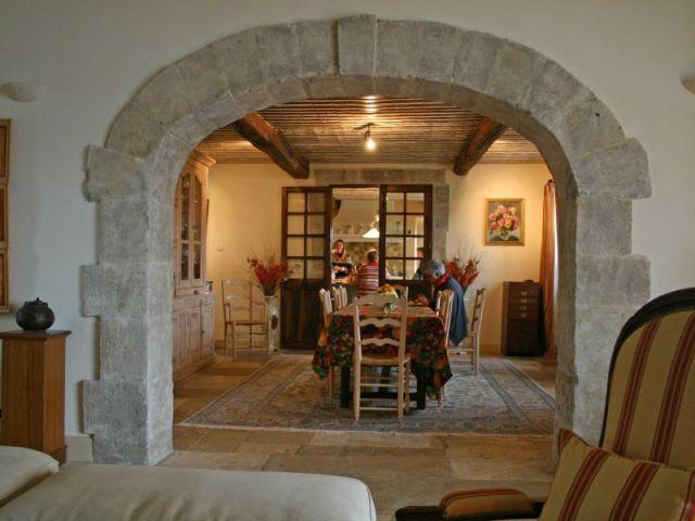 Enfilade - Mas Provençal - Andrew Nelson
