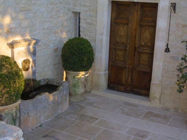 Entrée - Mas Provençal - Andrew Nelson