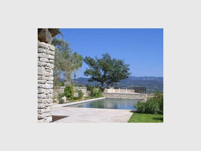 Piscine - Mas Provençal - Andrew Nelson