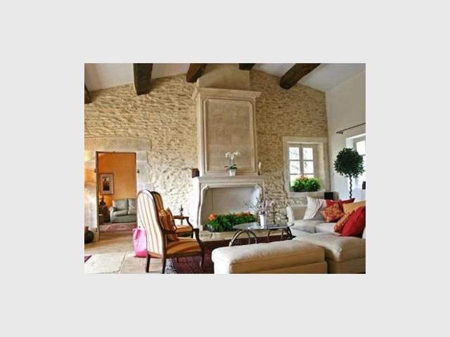 Séjour - Mas Provençal - Andrew Nelson