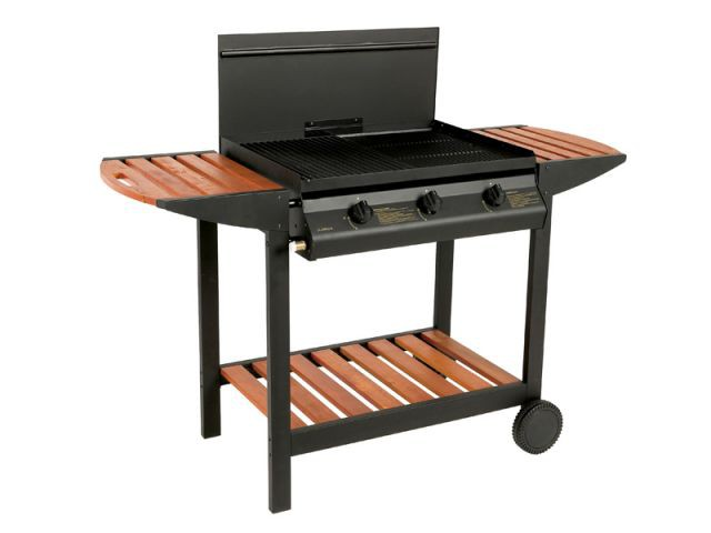 Grill et plancha - Barbecue