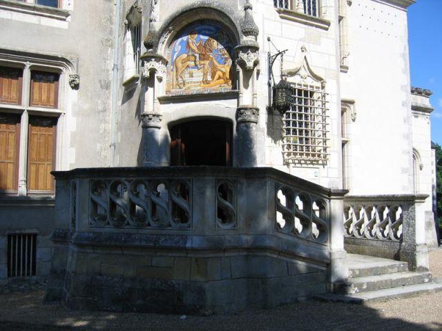 Péron - Château de Candé