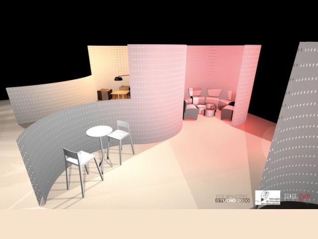 Studio 2020 - salon 2008 Equip'Hotel